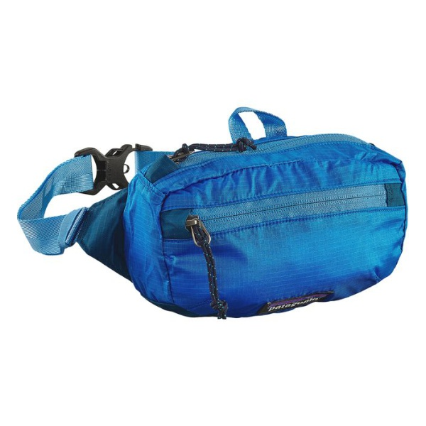 Сумка на пояс Patagonia Lightweght Travel Mini Hip Pack 1L синий 1л