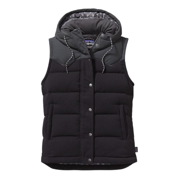 ����� Patagonia Bivy Down Hooded Vest