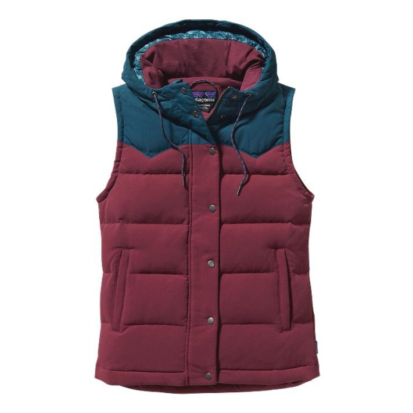 Жилет Patagonia Bivy Down Hooded Vest