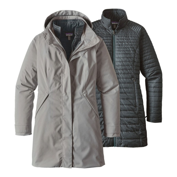 Куртка Patagonia Vosque 3-in-1 Parka женская