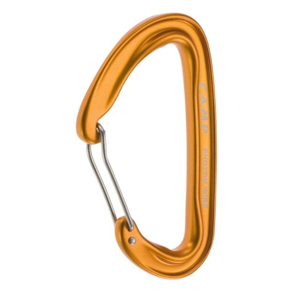 Карабин CAMP Camp Photon Wire оранжевый