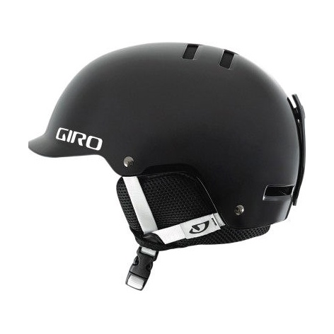Горнолыжный шлем Giro Giro Vault юниорский черный S(52/55.5CM)