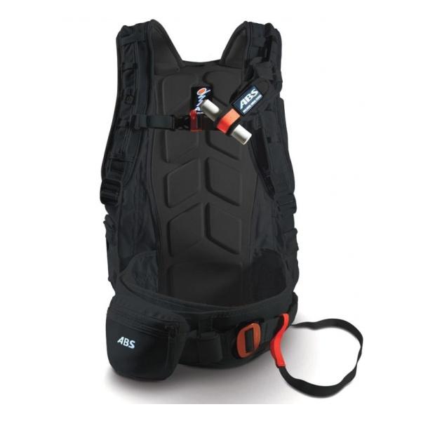 Спина для рюкзака ABS Vario Base черный SMALL
