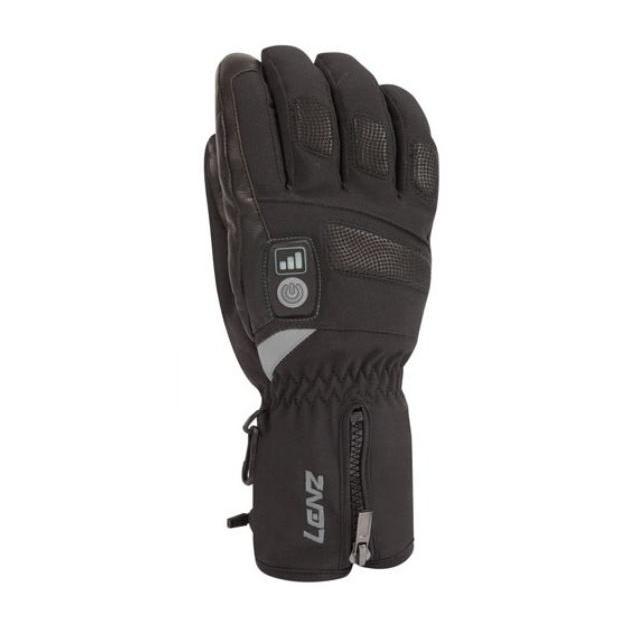Перчатки LENZ Lenz Heat Glove 2.0 провод удлинитель lenz lenz для стелек с подогревом пара extension cord 120 см heat soles 120