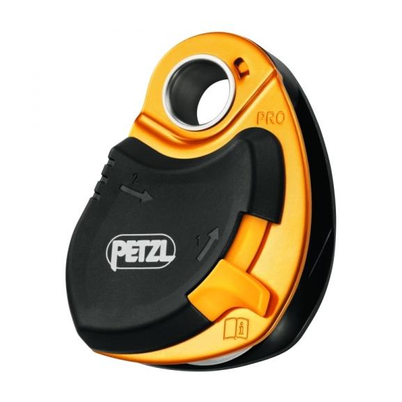 Ролик Petzl Petzl Pro мешочек petzl jet с грузом для заброски 350г