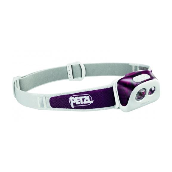 Фонарь налобный Petzl Tikka + фиолетовый