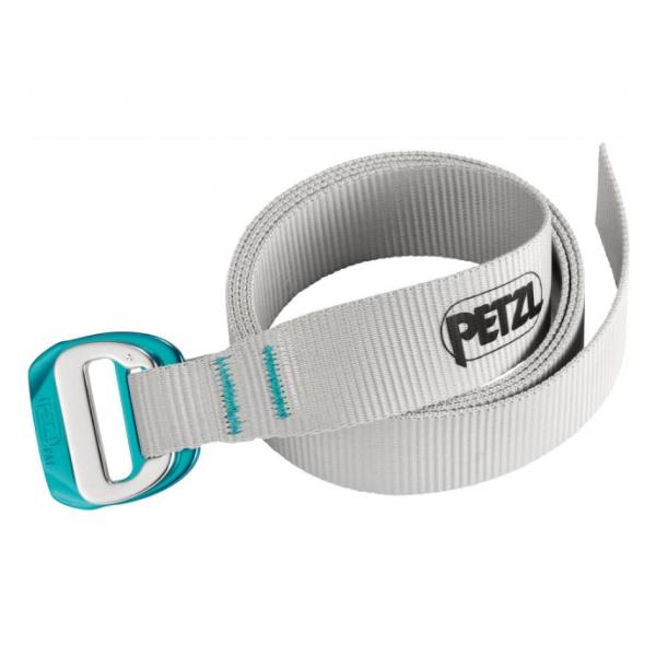 Ремень Petzl Petzl Petzl светло-голубой страховочное устройство petzl petzl asap lock