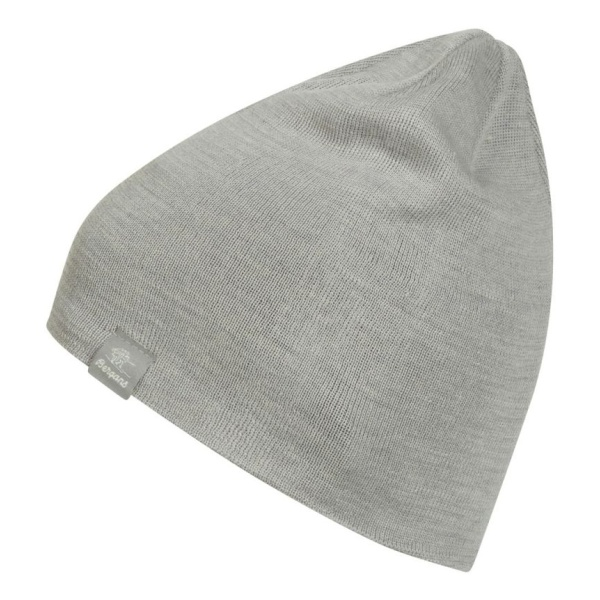 Шапка Bergans Bergans Sildre Hat серый ONE шапка bergans bergans rib beanie черный one