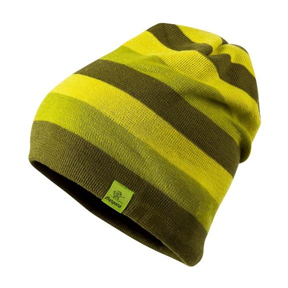 Шапка Bergans Bergans The Beanie разноцветный ONE шапка bergans bergans rib beanie черный one