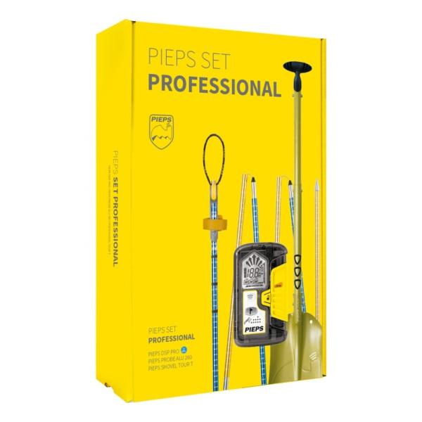 Комплект лавинный Pieps (датчик, щуп, лопата) Professional