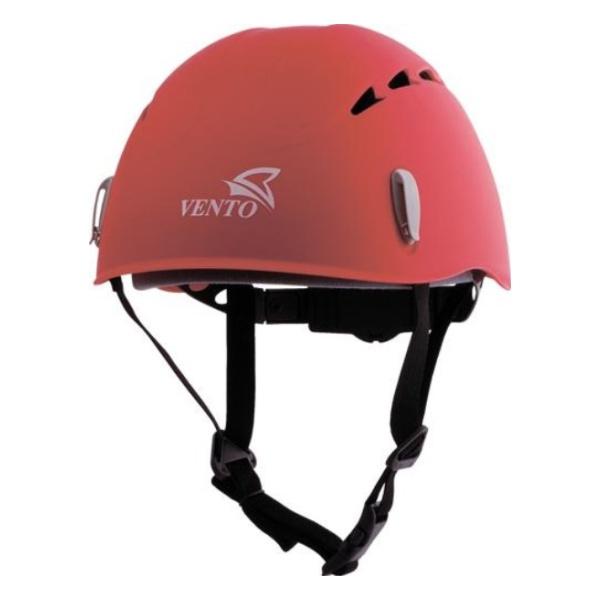 Каска альпинистская Венто Classic красный