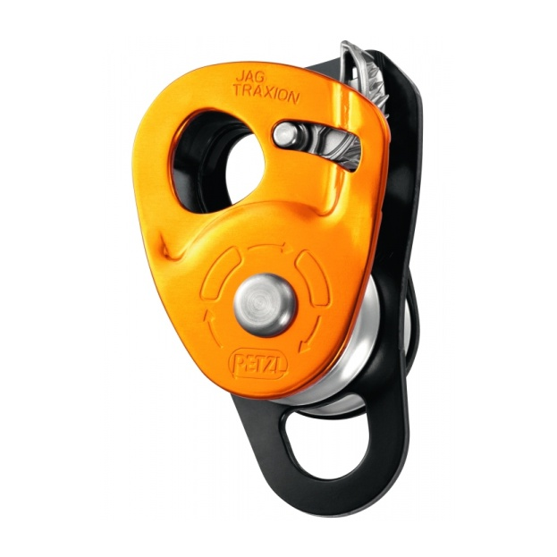 Ролик с зажимом Petzl Petzl Jag Traxion harry s clothes project level 5