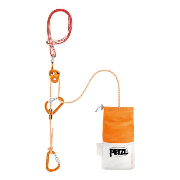 Набор Petzl Rad System репшнур petzl rad line 6 0 оранжевый 60m