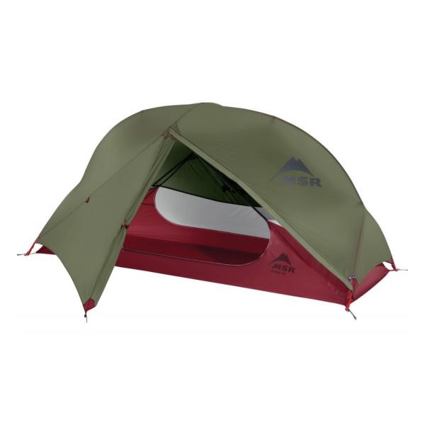 Палатка MSR Hubba NX (green) зеленый 1/местная