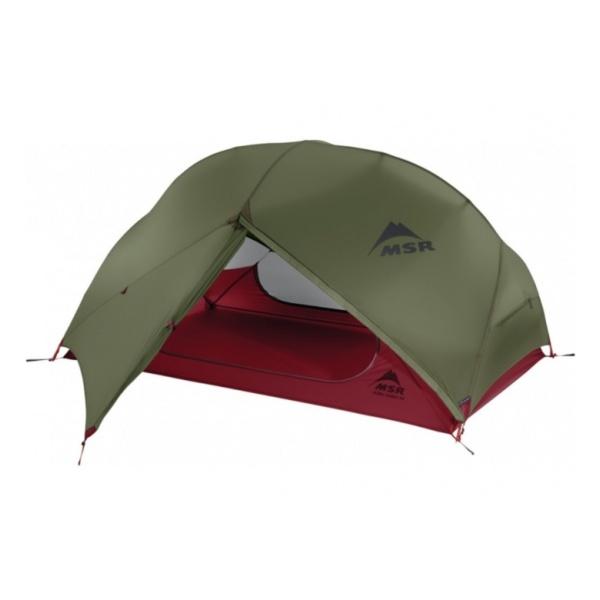 Палатка MSR MSR Hubba Hubba NX зеленый 2/местная