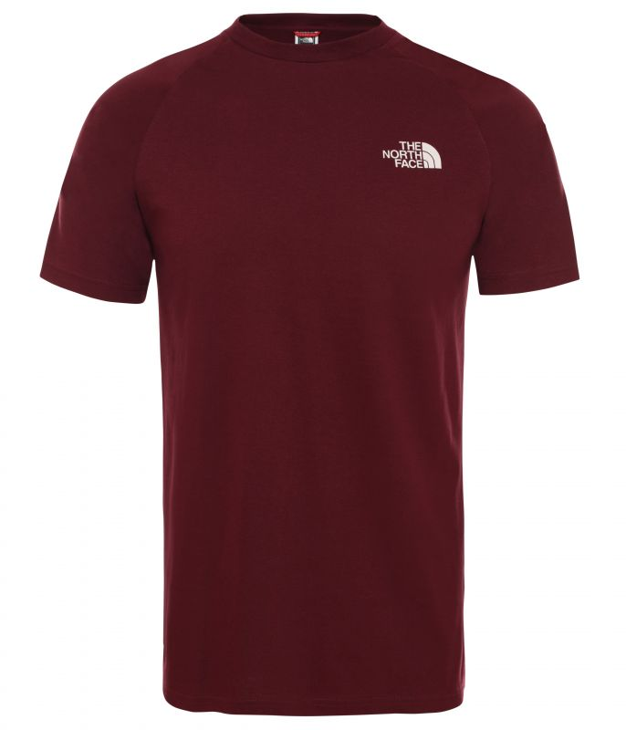 Футболка The North Face The North Face S/S North Face Tee футболка мужская the north face m s s easy tee цвет серый t92tx3jbv размер s 48