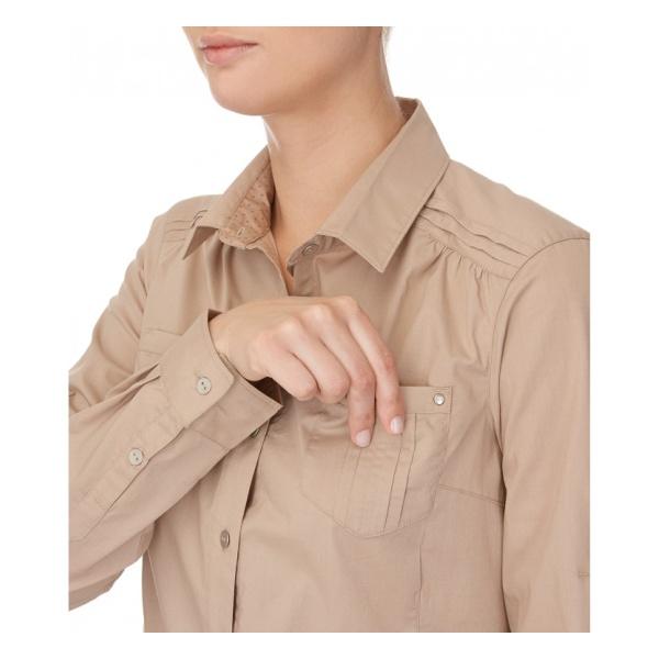 Купить Рубашка The North Face L/S Plaid Shirt женская