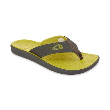 Сланцы The North Face Base Camp Leather Flip-Flop