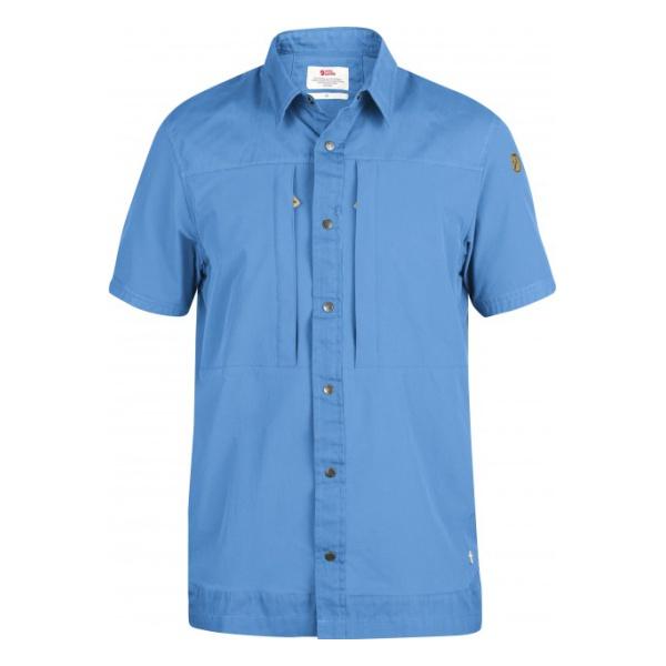 Рубашка FjallRaven FjallRaven Keb Trek SS цена