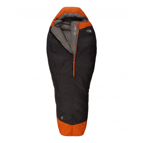 Спальник The North Face The North Face Inferno -20F/-29C темно-серый REG dts20f25 29je [ circular mil spec connectors dts 29c 29 16 skt re] mr li