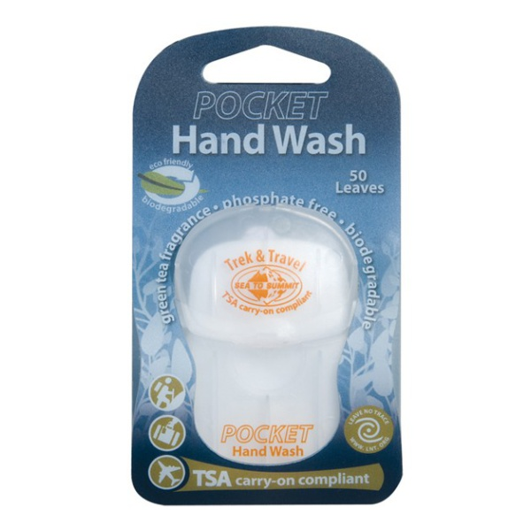 Мыло SEATOSUMMIT Trek & Travel Pocket Hand Wash