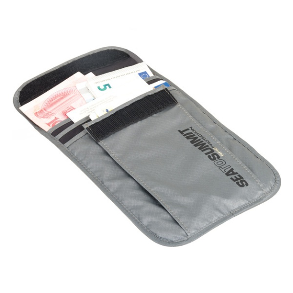 Органайзер SEATOSUMMIT SeatoSummit Neck Pouch Rfid серый 28.5G xbp24 z7wit 004 rf if and rfid mr li