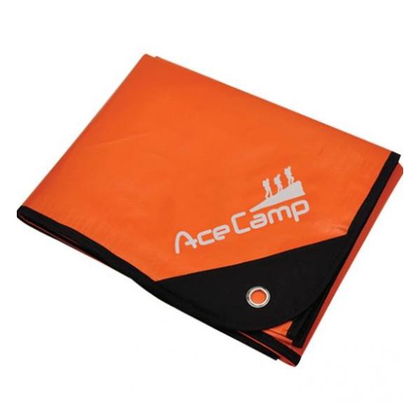 Покрывало Ace Camp Acecamp экстренное многофункциональное Multi Purpose Emergency Blanket оранжевый 130X210