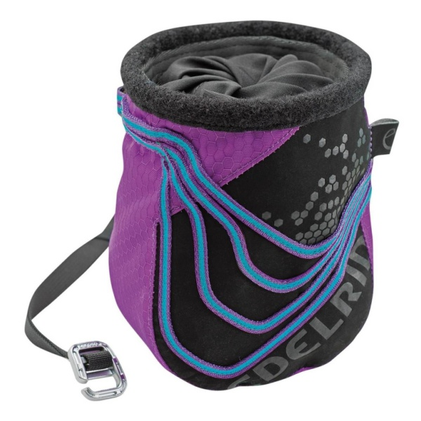 Мешочек для магнезии Edelrid Edelrid Saturn фиолетовый