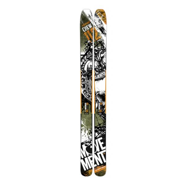 Горные лыжи Movement Crew (15/16)