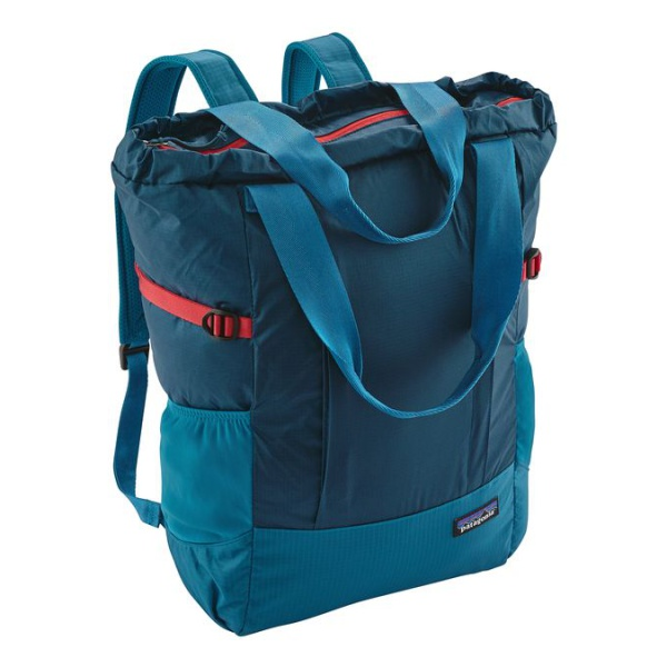 Сумка Patagonia Patagonia Lightweight Travel Tote Pack 22L синий 22л рюкзак patagonia patagonia arbor classic pack 25l темно синий 25л