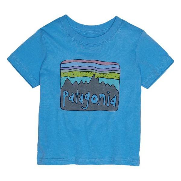Футболка Patagonia Fitz Roy Skies детская