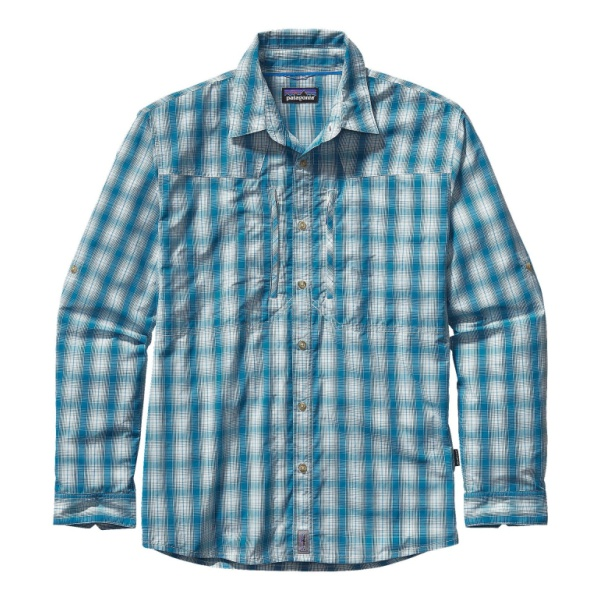 Рубашка Patagonia Sun Stretch Shirt