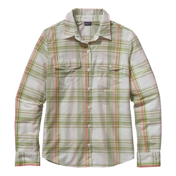 Рубашка Patagonia Overcast L/S женская