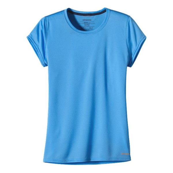 Футболка Patagonia Short-Sleeved Fore Runner женская