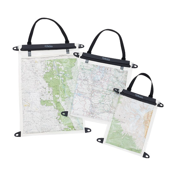 Гермочехол Sealline Для Карты Hp Map Case SMALL