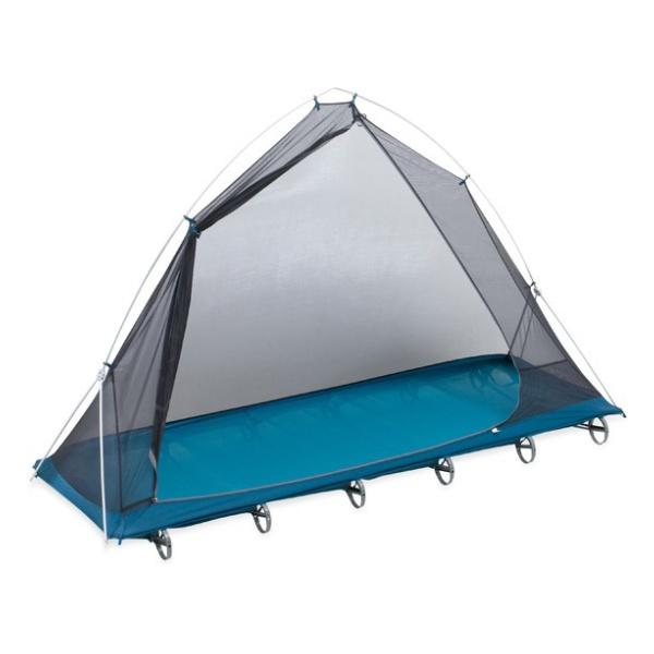 Полог Therm-A-Rest Therm-a-Rest москитный для раскладной кровати Bug Shelter L/XL коврик самонадувающийся therm a rest therm a rest basecamp темно синий xl