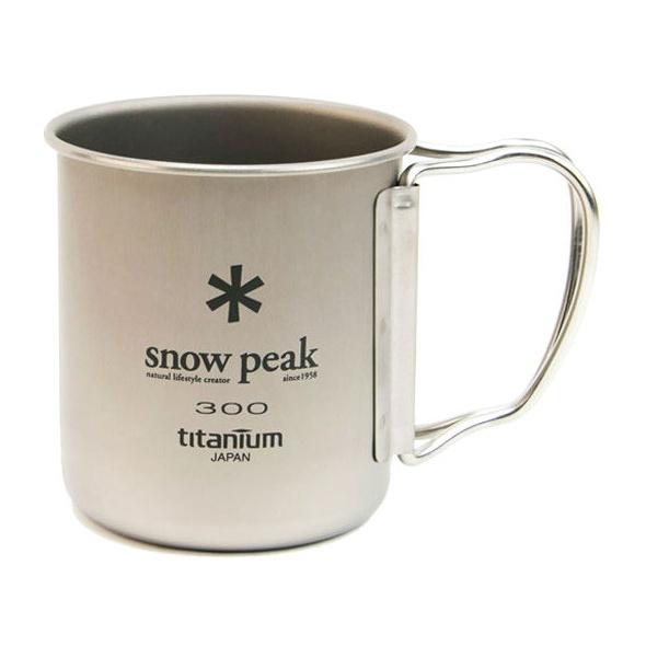 Кружка Snow Peak Snow Peak титановая Ti-Single 300 0.3л