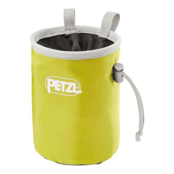 Мешочек для магнезии Petzl Bandi зеленый