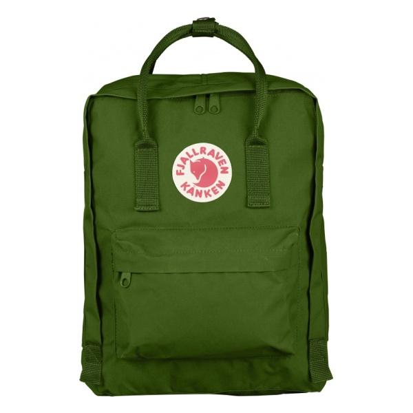Рюкзак FjallRaven FjallRaven Kanken 16L зеленый 16л цена