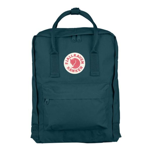 Рюкзак FjallRaven FjallRaven Kanken 16L темно-зеленый 16л цены онлайн