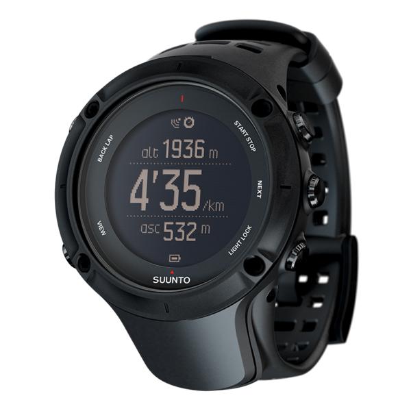 Часы Suunto Ambit 3 Peak черный
