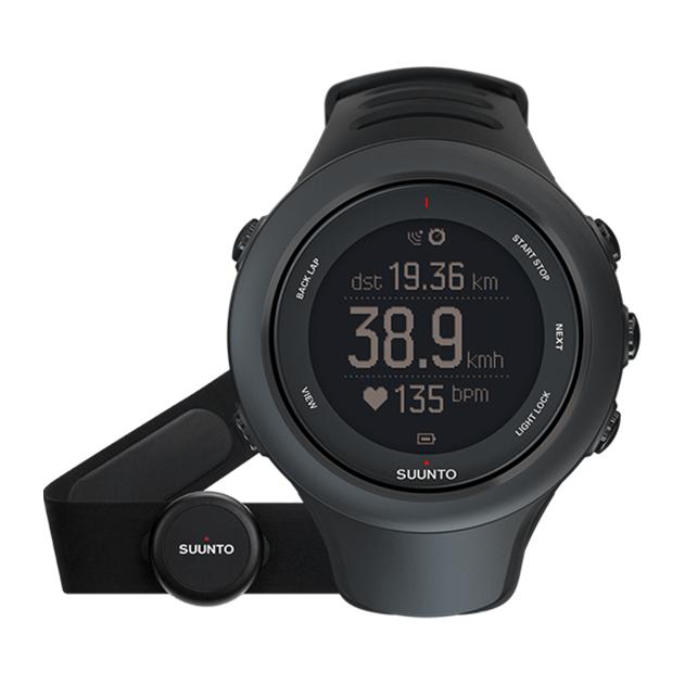 Часы Suunto Ambit 3 Sport HR черный