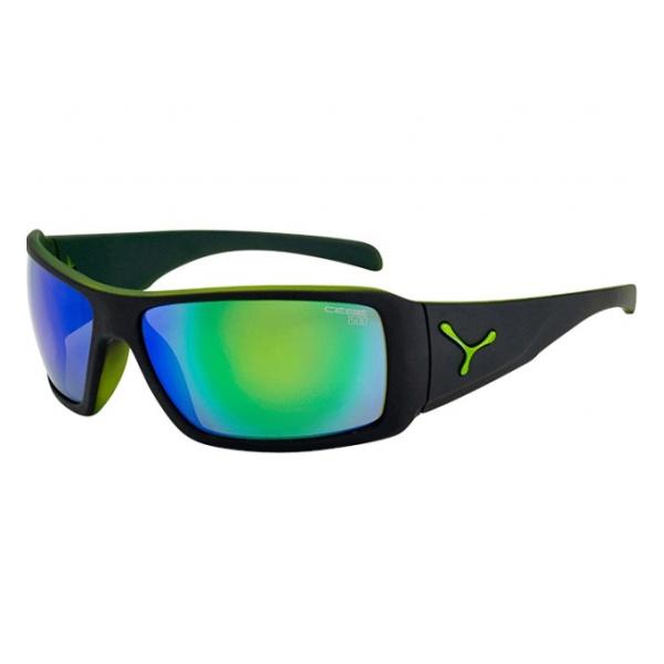 Очки Cebe Cebe Utopy черный cebe lam shiny black green 1500 grey fm green