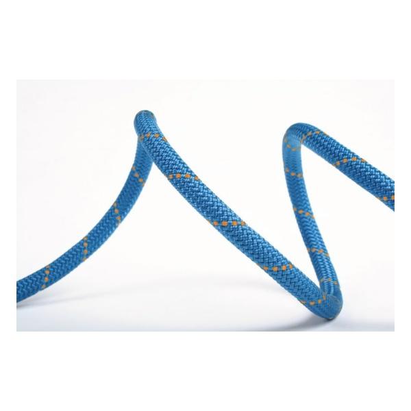 Веревка динамическая Edelweiss Edelweiss Rocklight II Rope 9,8 мм (бухта 50 м) синий 50M