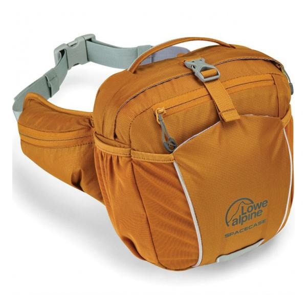 Сумка на пояс Lowe Alpine Lowe Alpine Space Case 7L светло-коричневый 7л сумка на пояс lowe alpine lowe alpine fjell 4l фиолетовый 4л