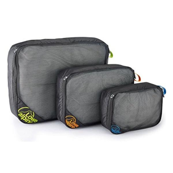 Органайзер для упаковки вещей Lowe Alpine Lowe Alpine Packing Cube черный M кошелек lowe alpine lowe alpine belt flip бежевый