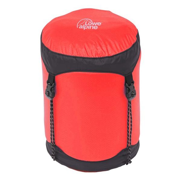 Мешок компрессионный Lowe Alpine Lowe Alpine Ultralight Spider Compsac красный L мешок сетчатый lowe alpine mesh stuff sac черный xs