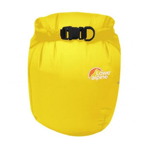 Мешок непромокаемый Lowe Alpine Drysac желтый XS(4л)
