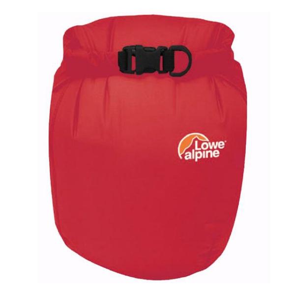 Мешок непромокаемый Lowe Alpine Drysac красный L(15л)