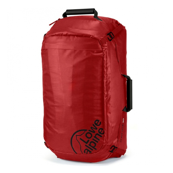 Баул Lowe Alpine Lowe Alpine At Kit Bag 90L красный 90л alpine kit 7bm3a